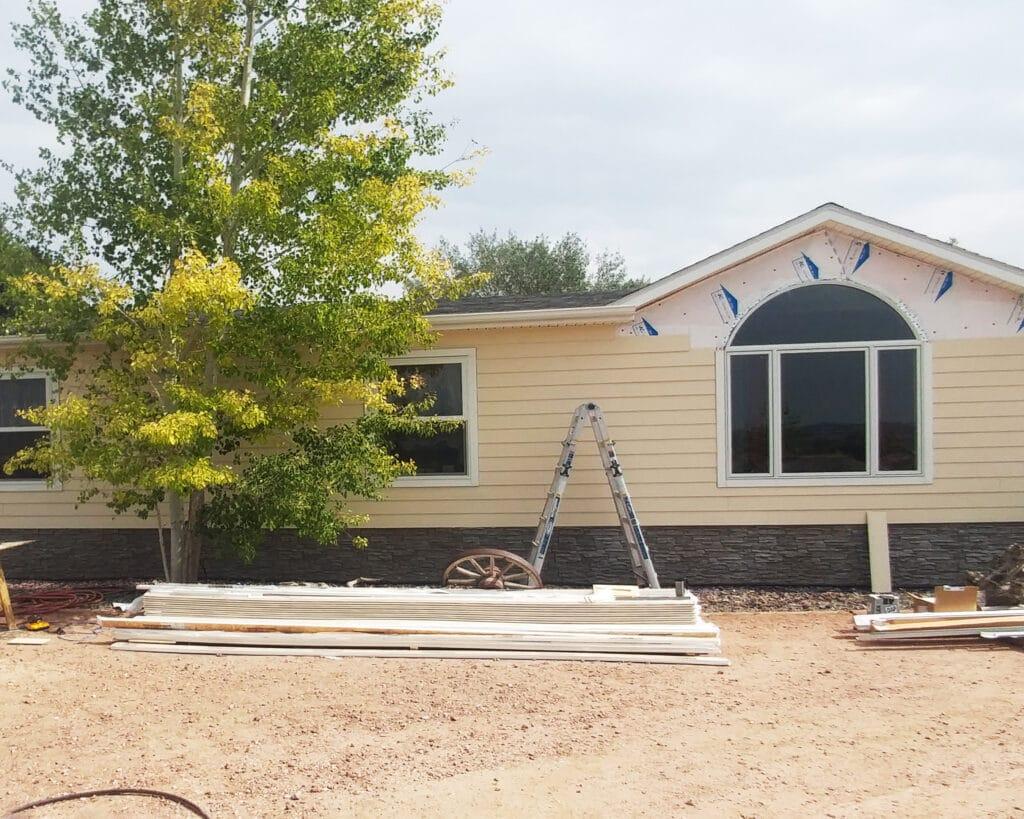 Casper Wyoming Siding Installation